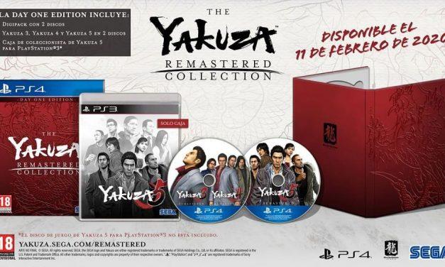 NP: El Dragón de Dojima renace en The Yakuza Remastered Collection