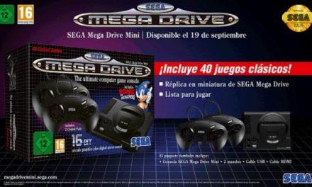 NP: Así se anunciaba la SEGA Mega Drive Mini – Remake tráiler de TV