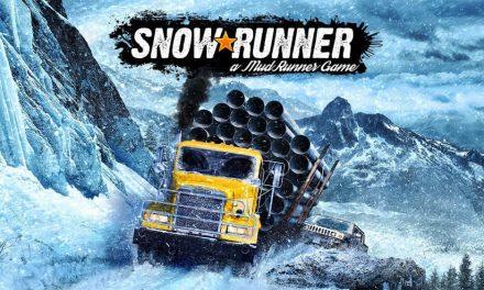SnowRunner supera el millón de jugadores y recibe su primer actualización gratuita