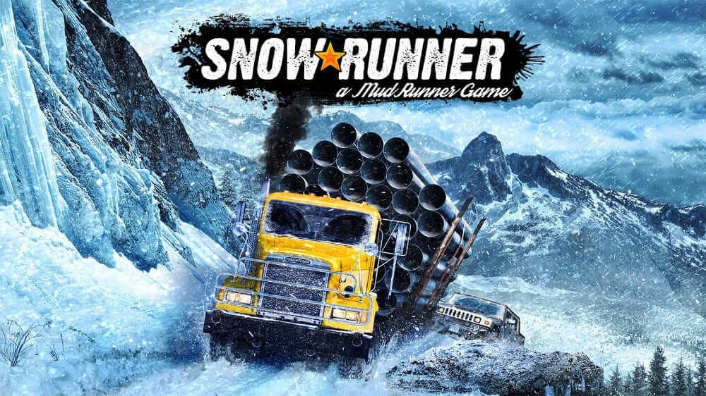 NP: Focus Home Interactive y Saber Interactive prensentan Gamescom SnowRunner, la secuela de MudRunner