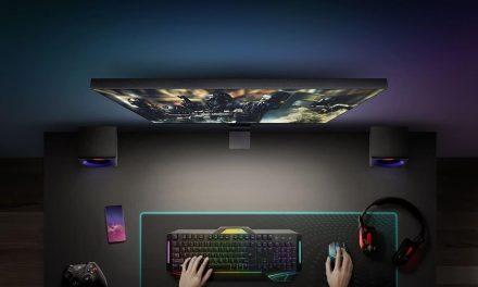 NP: Samsung presenta el Monitor Curvo Gaming de 240HZ G-Sync Compatible CRG5 en Europa en la Gamescom 2019