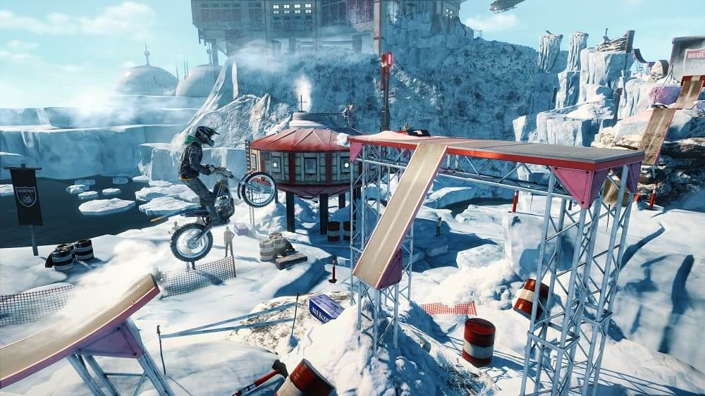 NP: La expansión Trials Rising Crash & Sunburn disponible el 10 de septiembre