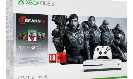 NP: Xbox anuncia una espectacular Edición Limitada de Xbox One X de Gears 5