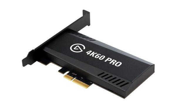 NP: Captura perfecta del 4K HDR: Elgato lanza la tarjeta de captura 4K60 Pro MK.2