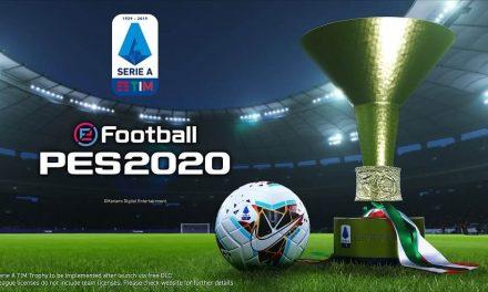 NP: Konami anuncia el acuerdo para la licencia de la Serie A TIM de Italia para eFootball PES 2020