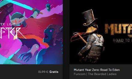 Hyper Light Drifter y Mutant Year Zero: Road to Eden de forma totalmente gratuita en Epic Games Store