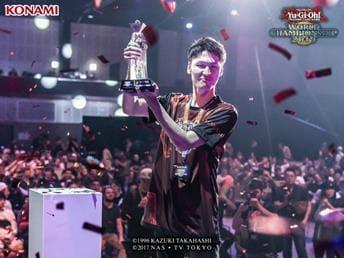 NP: Kouki Kosaka coronado campeón de campeon Yu-Gi-Oh! World Championships 2019 en Berlín