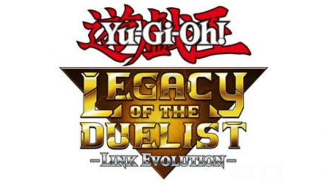 NP: Ya disponible Yu-Gi-Oh! Legacy of the Duelist: Link Evolution