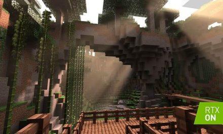 NP: ¡'Minecraft' es RTX On! El ray tracing en tiempo real llega al juego más vendido en todo el mundo