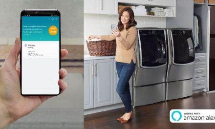 NP: LG ThinQ, junto a Amazon Dash Replenishment, llevará el hogar conectado hacia otro nivel en IFA 2019