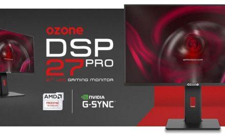 NP: Nuevo monitor Ozone DSP27 Pro