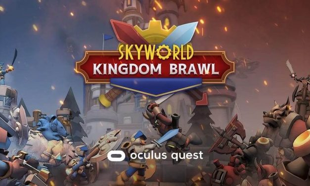 NP: La altamente competitiva VR Card-Battler Skyworld: Kingdom Brawl anunciada para Oculus Quest