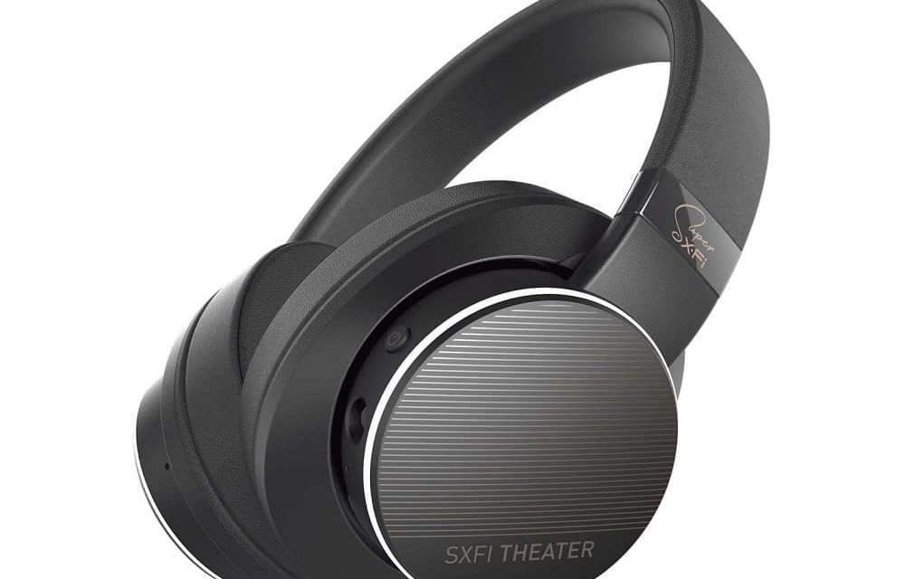 NP: Creative mostrará su tarjeta de sonido Sound Blaster X3 y los últimos auriculares Super X-Fi Theater en el IFA 2019