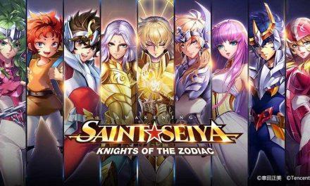 NP: Preinscríbete ya para Saint Seiya Awakening: Knights of the Zodiac