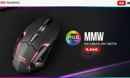 NP: Nuevo ratón MMW – Juega en cualquier parte con el nuevo MMW