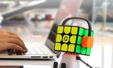 NP: Koch Media lanzará el GiiKER Super Cube i3SE, el primer cubo de Rubik inteligente