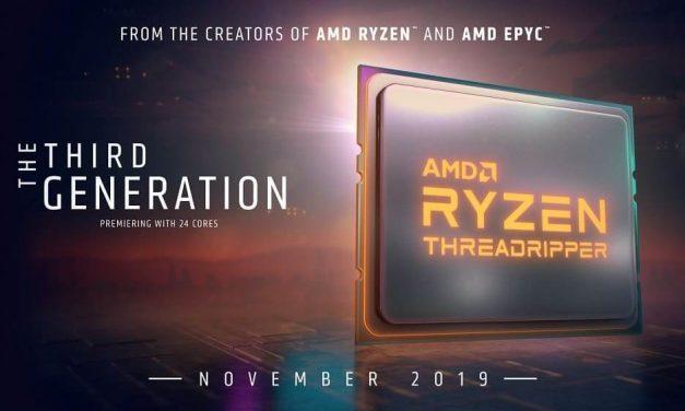 NP: Actualización Procesadores de Escritorio AMD Ryzen