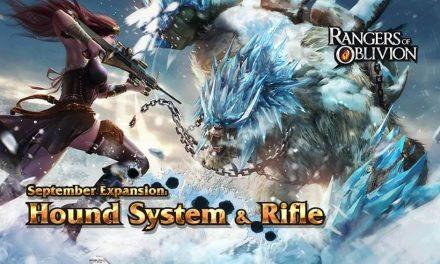 NP: ¿Roo dejó salir a los perros? toma el nuevo sistema de sabuesos para caminar en Rangers of Oblivion