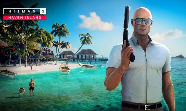 NP: Isla Paradisíaca ya disponible para jugadores del Pase de Expansión de HITMAN 2