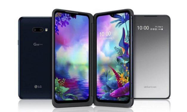 NP: LG reinventa la multitarea a través de la doble pantalla de su nuevo LG G8XThinQ