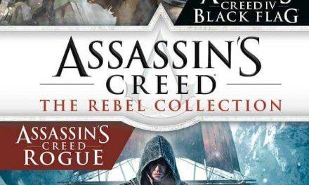 NP: Ubisoft desvela Assassin's Creed: The Rebel Collection, en exclusiva para Nintendo Switch