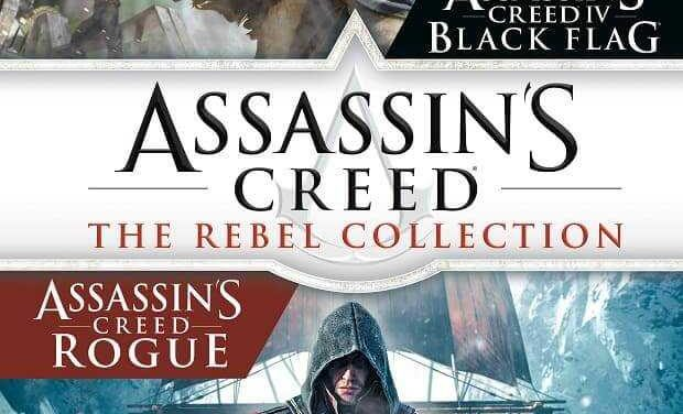 NP: Ubisoft desvela Assassin's Creed: The Rebel Collection, en exclusiva para Nintendo Switch