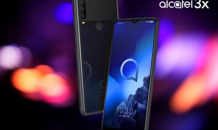 NP: TCL Communication presenta el nuevo Alcatel 3X en IFA 2019: Imágenes realistas en una pantalla Super Full View