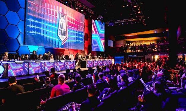 NP: El All-Star 2019 de League of Legends vuelve al Esports Arena de Las Vegas