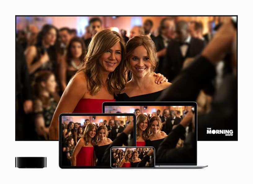 NP: Apple TV+ se lanza el 1 de noviembre, con producciones originales de los mejores narradores del mundo
