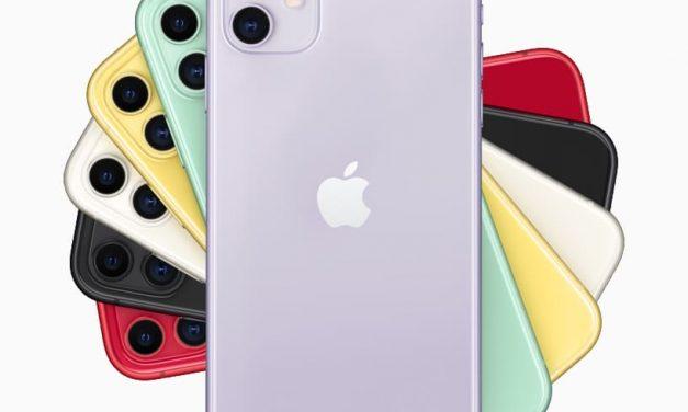 NP: Apple presenta el iPhone 11 con cámara dual