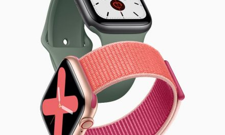 NP: Apple desvela el nuevo Apple Watch Series 5