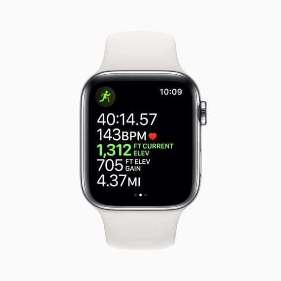 NP: Apple desvela el nuevo Apple Watch Series 5
