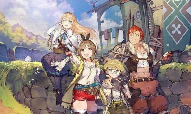 NP: Más detalles de Atelier Ryza y anunciada la trilogía Atelier Dusk
