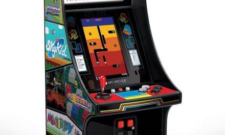 NP: My Arcade lanza NAMCO MUSEUM Mini Player, A Retro Juggernaut, con 20 clásicos arcade.