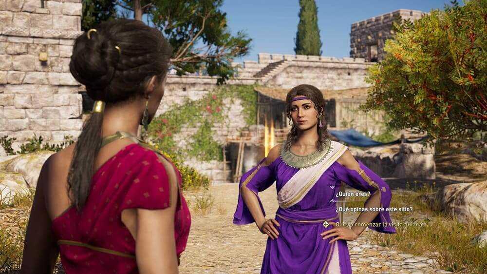 NP: Explora, aprende e interactúa con la historia en Discovery Tour: Ancient Greece, ya disponible