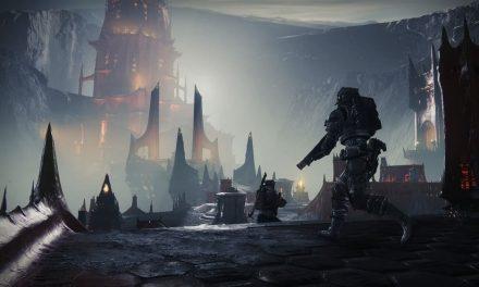 NP: Spot de reconocimientos de Destiny 2: Bastión de Sombras