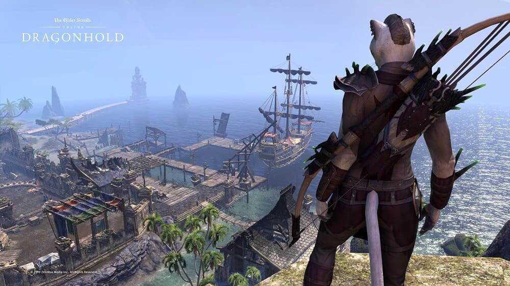 NP: ESO: Dragonhold DLC y preview de la Actualización 24