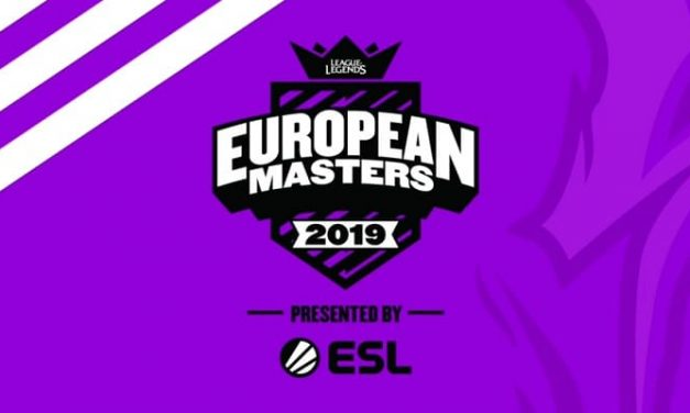 NP: Giants Gaming será el único equipo español en la fase de grupos del EU Masters