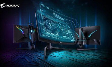 """NP: GIGABYTE garantiza """"Zero Bright Dot"""" para todos los Monitores Tácticos de juego AORUS"""