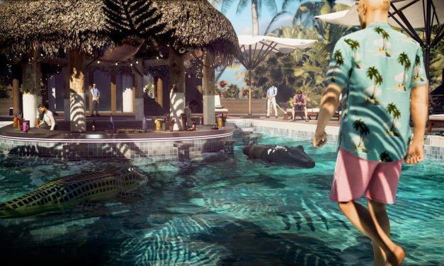 NP: Isla Paradisiaca, nueva localización para HITMAN 2