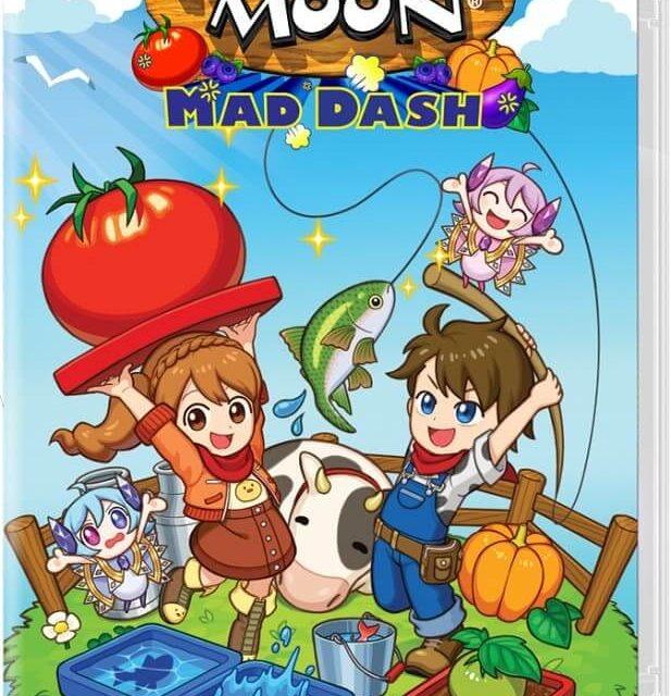 NP: Tráiler de lanzamiento de Harvest Moon: Mad Dash