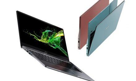 NP: El nuevo Swift 5 de Acer se mantiene como el portátil de 14 pulgadas más ligero del mundo, ahora con tarjeta gráfica independiente para trabajar donde quieras