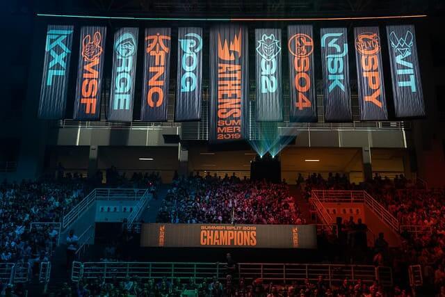 NP: La audiencia de la LEC alcanza un pico de casi 900.000 fans en la final de Atenas
