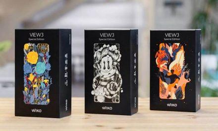 NP: WIKO impulsa la creatividad de sus diseñadores y lanza tres ediciones especiales de su smartphone View3