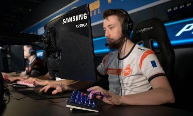 NP: Samsung será patrocinador oficial de monitores de PUBG Europe League
