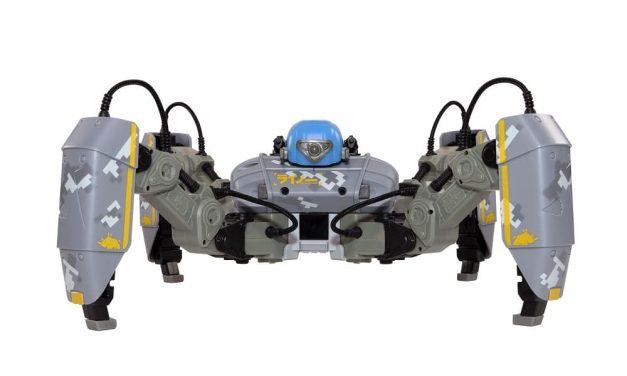 NP: RS Components presenta el nuevo robot educativo MekaMon Berserker v2