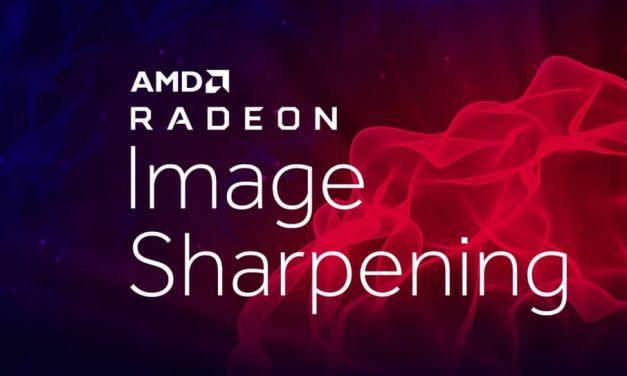 NP: AMD ofrece imágenes hiperrealistas en modelos de GPU seleccionados de la serie Radeon RX 500 y RX 400 con Radeon Image Sharpening