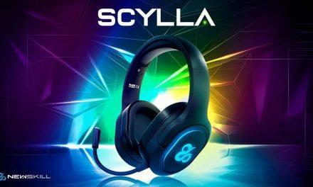 NP: Newskill rompe las barreras del sonido con sus nuevos auriculares inalámbricos: Scylla