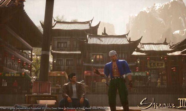 NP: Los bellos paisajes de Shenmue III en un nuevo vídeo