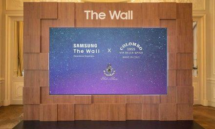 NP: Samsung presenta 'The Wall Luxury' en la Semana de la Moda de París y el Mónaco Yacht Show